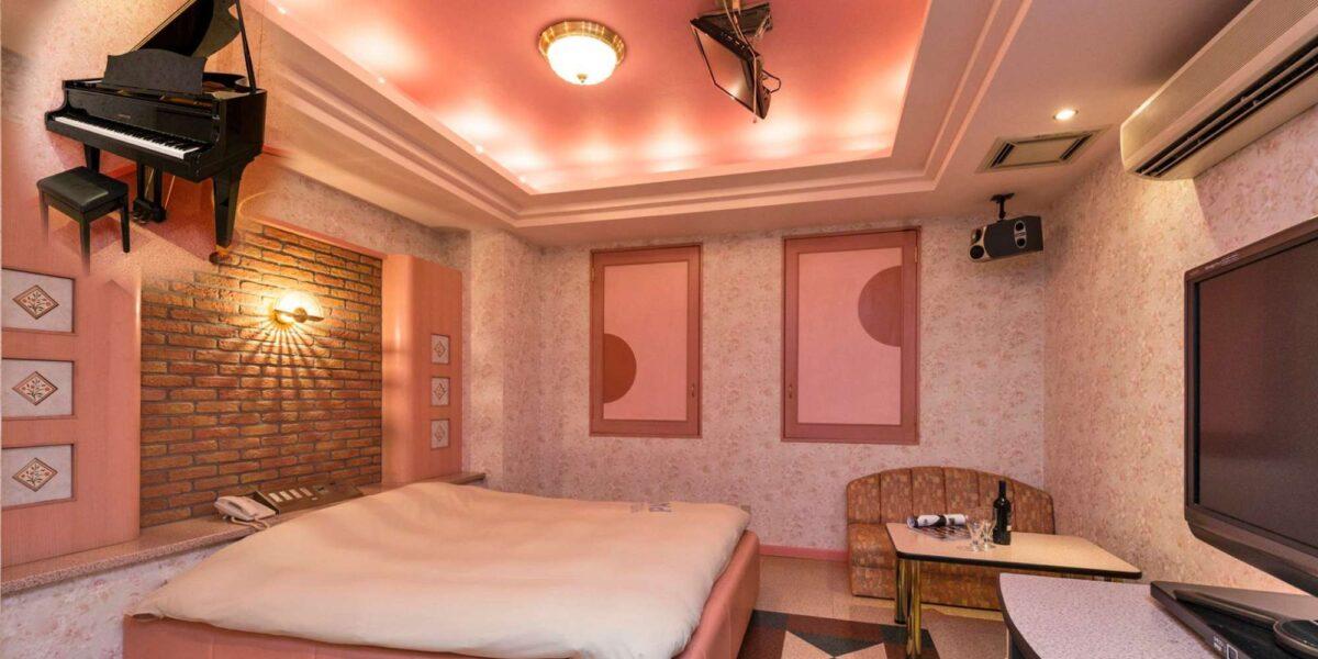 Hotel Pao(ホテルパオ) 一般 客室 201号室 グランドピアノ付き