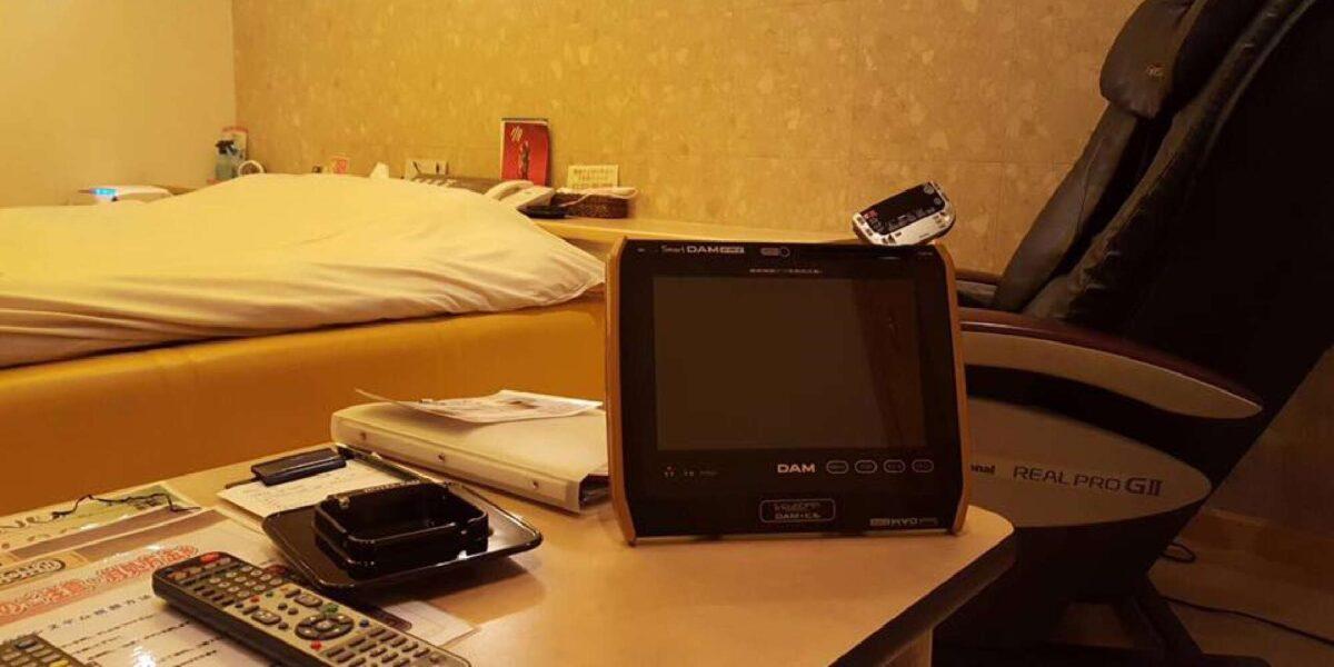 Hotel Pao(ホテルパオ) VipRoom ビップルーム カラオケDAM